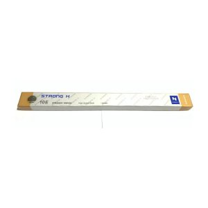 "STH-10E(5A)  - FACA AÇO RÁPIDO (HSS) 10E HIGH SPEED STEEL 10"" POLEGADAS-  STRONG H"