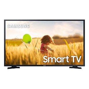 Smart TV LED 40'' Samsung Tizen FHD 40T5300 2020 - WIFI, HDR para Brilho e Contraste, Plataforma Tizen