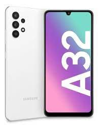 Celular Samsung Galaxy A32 128GB 4G Wi-Fi Tela 6.4'' Dual Chip 4GB RAM Câmera Quádrupla + Selfie 20MP - Branco