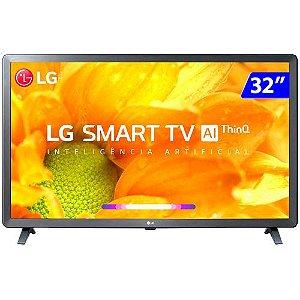 TV 32P LG LED SMART WIFI HD BLUETOOTH USB HDMI Cód. 30316 | Cod. Fab. 32LM627BPSB.AWZ