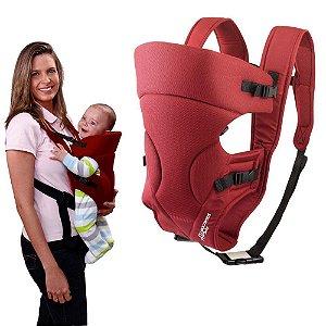 Canguru Para Bebê Safe Multikids Baby