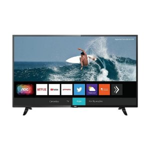 TV AOC 43 SMART LED 43S5195 FHD/WIFI/HDMI/USB