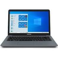 "Notebook Positivo Motion I34128A Core i3 4GB 128GB SSD + 64GB Nuvem* Tela14"" HD WINDOWS 10 Home – CobaltGray"