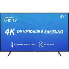 TV SAMSUNG 43 4K SMART LED FHD UN43RU7100GXZD