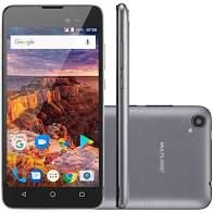 CELULAR MULTILASER MINI MS50L PRETO/GRAFITE NB706 3G 8GB