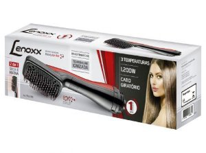 ESCOVA SECADORA LENOXX BEAUTY ION RED PES785 127V
