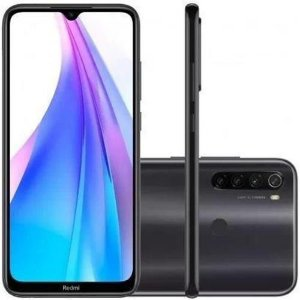 CELULAR XIAOMI NOTE 8T 64GB MOONSHADOW GREY