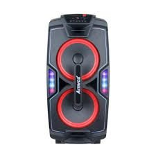 Caixa Som Amplificada Portátil Bluetooth 850W Rms Mp3 Fm Usb Aux Led Tws Bateria Amvox ACA 850 FESTA