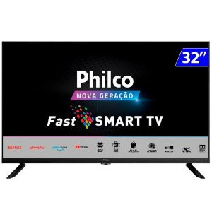 TV 32P PHILCO LED SMART HD WIFI - PTV32G70SBL