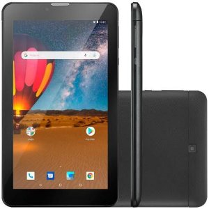 TABLET MULTILASER M7 3G PLUS 7P 16GB W-IFI 1CAM PRETO - NB304
