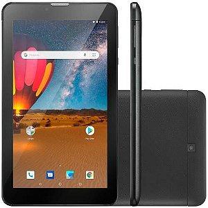 TABLET MULTILASER M7 3G PLUS 7P 16GB W-IFI 1CAM PRETO - NB304