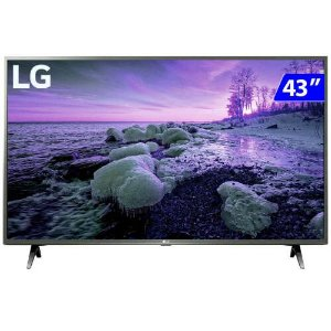 TV 43P LG LED SMART WIFI HD USB HDMI - 43LM6300PSB.BWZ