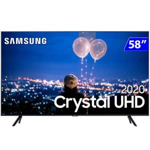 TV 58P SAMSUNG LED SMART 4K WIFI USB HDMI - UN58TU7000GXZD