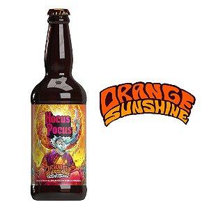 Orange Sunshine - American Blonde Ale com Laranja - 5% ABV - 500ml