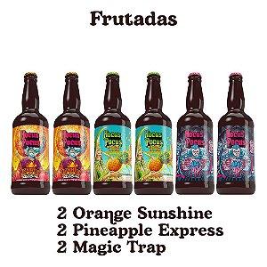 Kit Frutadas - 6 unidades