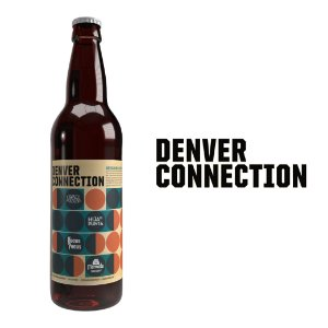 Denver Connection - American Wild Ale - 6,3% ABV - 650ml - Apenas para RJ