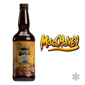 Mad Honey - Honey Doppelbock com Mel de Flor de Laranjeira - 9% ABV - 500ml