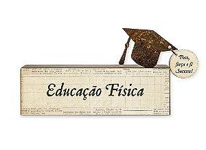 MINI BLOCO ED. FISICA
