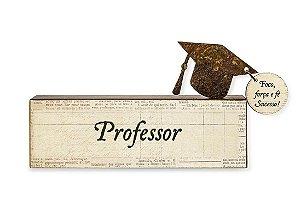 MINI BLOCO PROFESSOR
