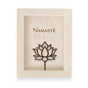 "QUADRO MINI MAD CLARA ""NAMASTE"""