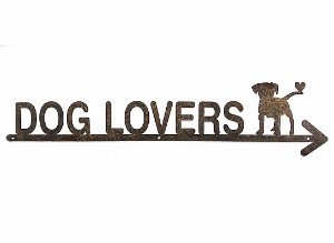 "FLECHA DE FERRO ""DOG LOVERS"""