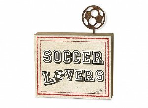 "BLOCO CANELA ""SOCCER LOVERS..."""
