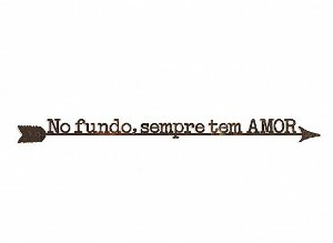 """SETA DE FERRO """"NO FUNDO..."""""""