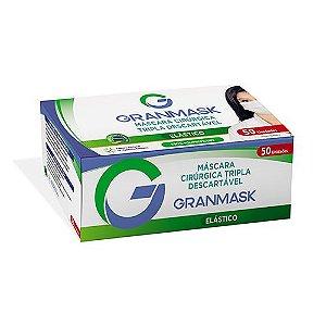 Máscara Cirúrgica Descartável - GRANMASK
