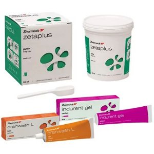 Kit Zetaplus - Zhemarck Labordental