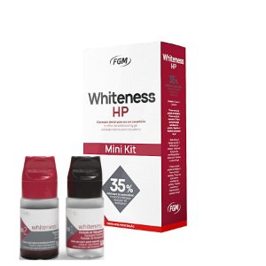 Clareador Whiteness HP Mini kit - FGM
