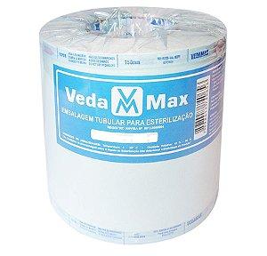 Rolo para Esterilização 25cm x 100m - Vedamax