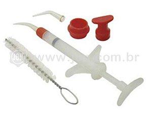 Injetor de Plástico para Elastômero c/ Bico Especial - JON
