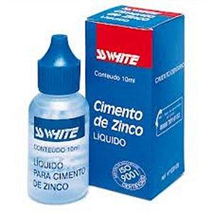 Cimento Fosfato de Zinco Líquido - SS White