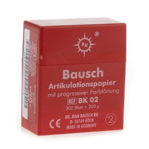 Carbono BK 02 Vermelho - Bausch