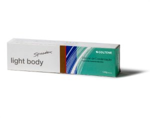 Silicone de Condensação Speedex Light Body Fluido - Coltene