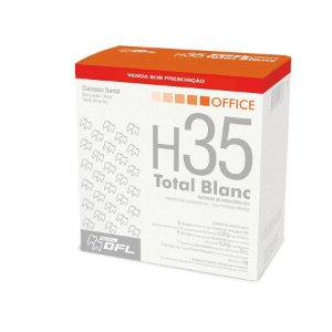 Clareador Total Blanc Office 35% - DFL