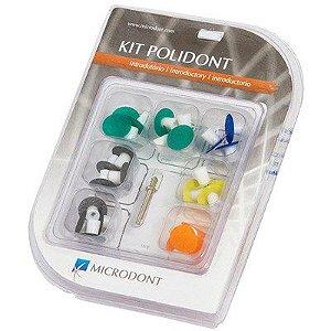 Kit para Acabamento e Polimento Polidont Introdutório - Microdont