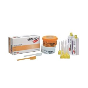 Silicone de Adição Elite HD KIT Regular ( Putty+ Body) - Zhermack