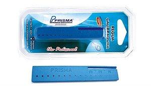 Régua Plástica Milimetrada Endodôntica - Prisma