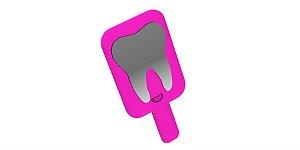 Espelho de Mão Infantil Dente - Agir