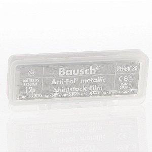 Papel Carbono Filme 12Micras BK38 - Bausch