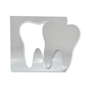 Espelho Decorativo Dente - Agir