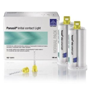 Panasil Initial Contact LIGHT - 2x50ml - ULTRADENT