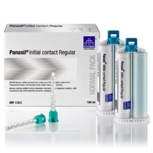 Panasil Initial Contact Regular - 2x50ml - ULTRADENT