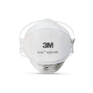 Máscara Hospitalar Aura 9320 - 3M
