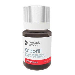 Cimento Endodôntico Endofill em Pó 12g - Dentsply Sirona