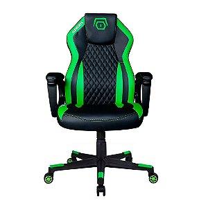 Cadeira Gamer Elements Elemental Terra Verde KIT