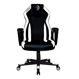 Cadeira Gamer Elements Elemental Aer Branca KIT