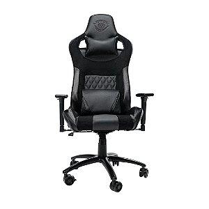 Cadeira Gamer Elements Arcanum Nemesis Preta KIT