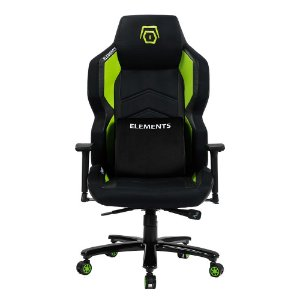Cadeira Gamer Elements Magna Terra Verde KIT